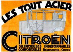 Lotus Meeting Tour, la magia di ripete - image Pubblicita-tout-acier-1924-240x172 on http://auto.motori.net