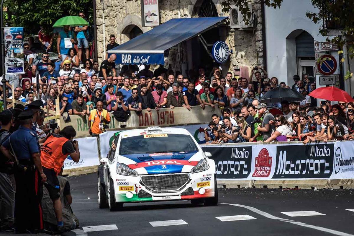 La sfilata, la speciale-spettacolo, il rally - image rally_roma_capitale_2017_4 on http://auto.motori.net