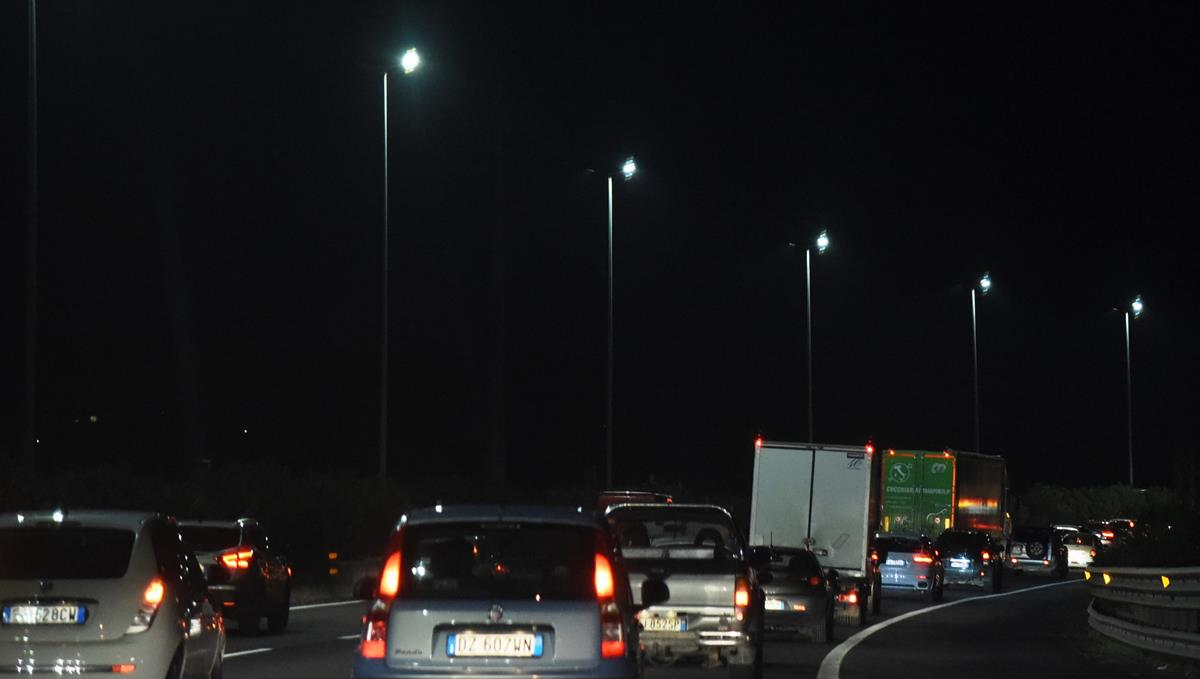 Nuovo Michelin semi-slick - image notte-3 on http://auto.motori.net