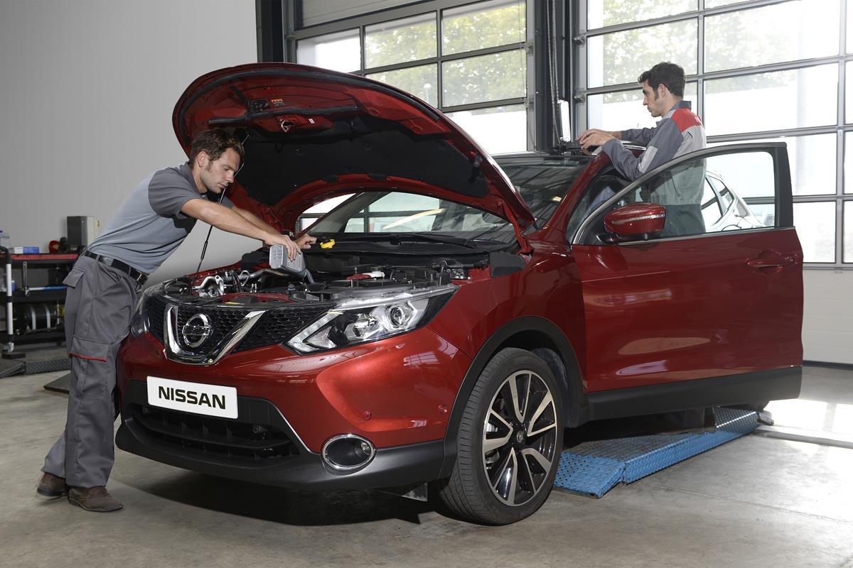 Quarto anno consecutivo di crescita per il fatturato dell'assistenza alle autovetture - image Nissam-post-vendita on http://auto.motori.net