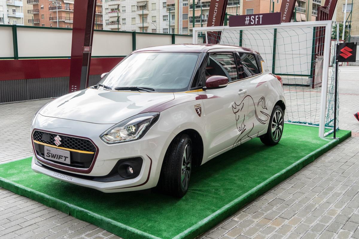 Suzuki ancora sponsor Torino Football Club - image rinnovo-torino-fc-2 on http://auto.motori.net