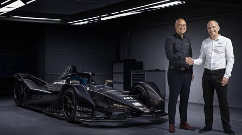 Si riparte a metà Dicembre! - image DS-TECHEETAH-partnership-500x280 on http://auto.motori.net