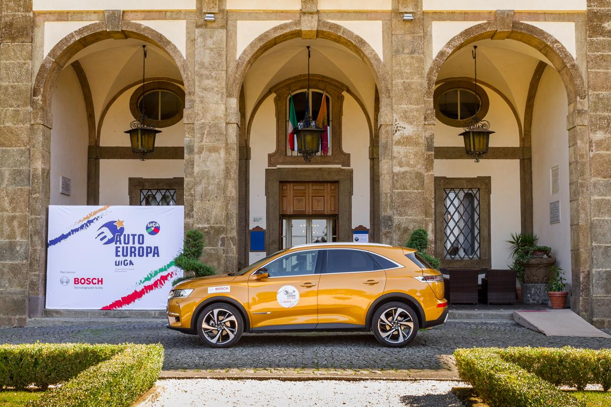 "DS7 Crossback eletta ""Auto Europa"" - image DS7 on http://auto.motori.net"