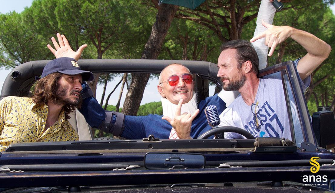 Quando il claim diventa una canzone (e un videoclip) - image Da-sx_Francesco-Cabras_Lele-Vannoli_Alberto-Molinari on http://auto.motori.net