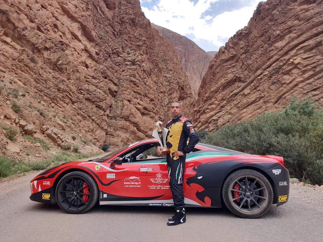 In omaggio a Batman - image foto_fabio_barone_record_marocco on http://auto.motori.net