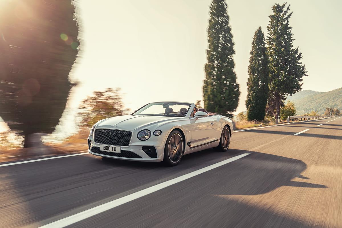 Nuovo V6 turbo per Porsche Macan S - image Bentley-Continental-GT-Convertible-12 on http://auto.motori.net