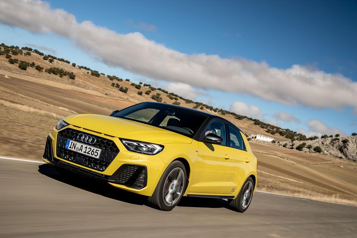 120 anni di automobili Opel - image Audi-A1-Sportback-40-TFSI_005 on http://auto.motori.net
