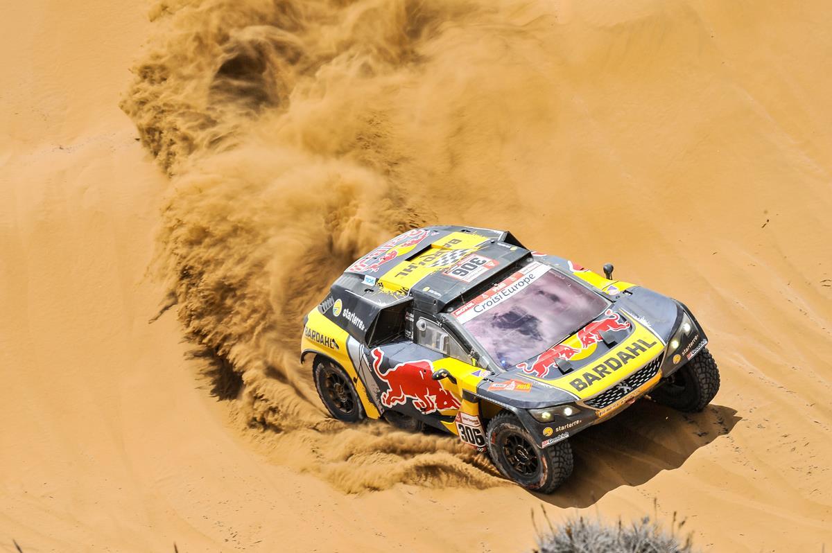 Febbre a 39! - image LOEB on http://auto.motori.net
