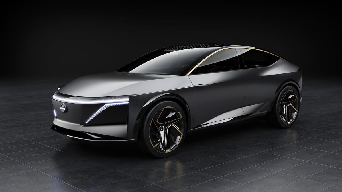 """Nissan IMs, il nuovo concept di """"berlina sportiva di lusso"""" - image Nissan-IMs-1 on http://auto.motori.net"""