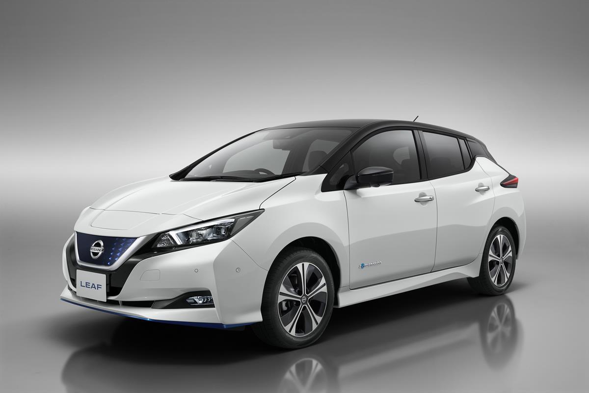 Nuova Nissan LEAF 3.ZERO - image exterior-01 on http://auto.motori.net