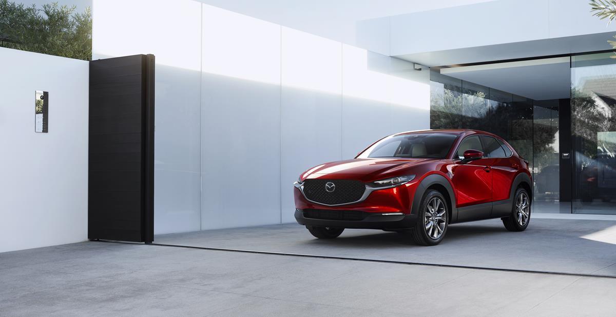 Mazda presenta il SUV crossover compatto CX-30 - image Mazda-CX-30 on http://auto.motori.net
