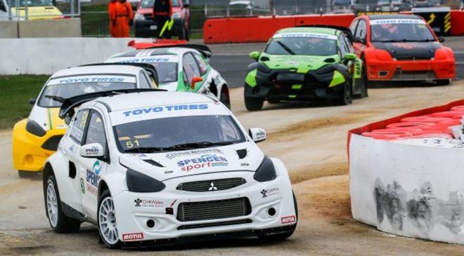 Toyo Tires partner di Rallycross Italia