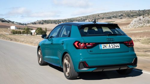 Audi A1 Sportback: leggera ed efficiente - image A1-Sportback-25-TFSI_002-500x280 on http://auto.motori.net
