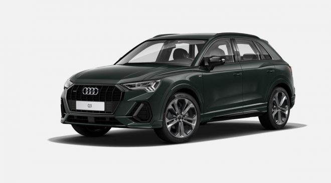 Audi Q3, personalizzazione al top con il programma Audi Exclusive