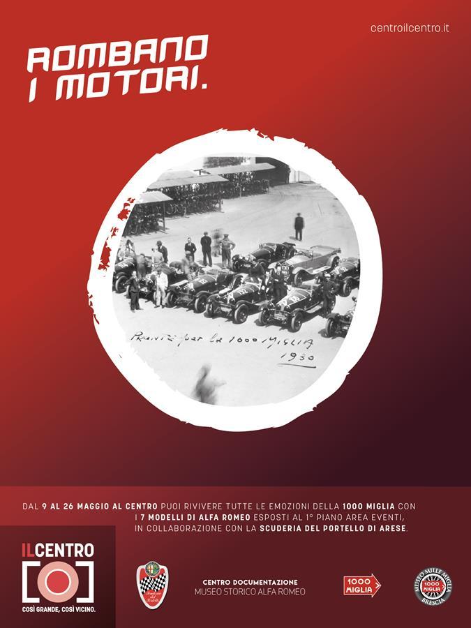 L'uomo freccia - image Alfa-Romeo-1000-Miglia on http://auto.motori.net