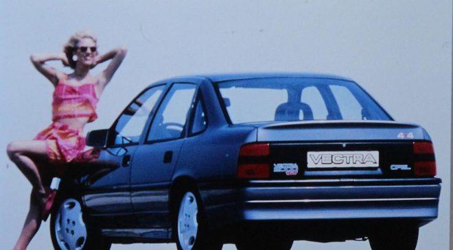 30 anni fa la prima integrale di Opel