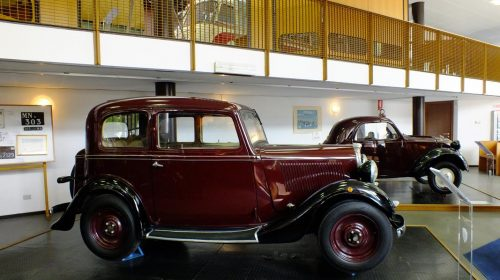 Riaperto il Museo della Motorizzazione - image DSCF5874-500x280 on http://auto.motori.net