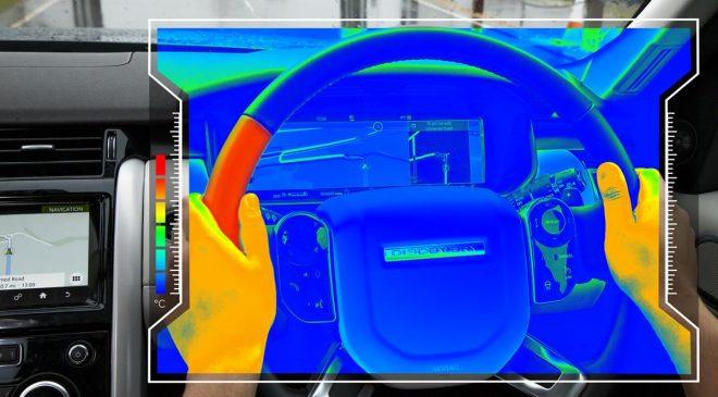 Il volante aptico aiuta a concentrarsi sulla strada - image Land-Rover_image-660x365 on http://auto.motori.net
