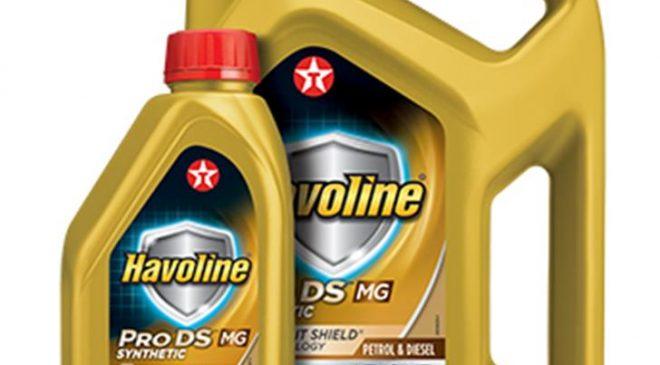 Nuove formulazioni per gli olii motore Texaco Havoline ProDS