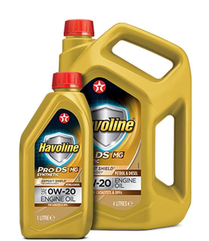 Gli additivi Liqui Moly con nuovi erogatori - image Texaco_Havoline_ProDS_MG_0W-201L4L-728x840 on http://auto.motori.net