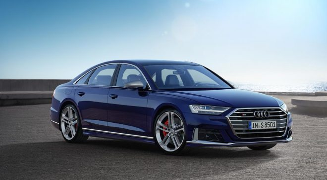 Nuova Audi S8: sportiva, esclusiva, futuristica