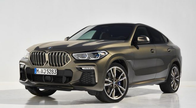 Un po' SAV, un po' coupè: è la nuova BMW X6