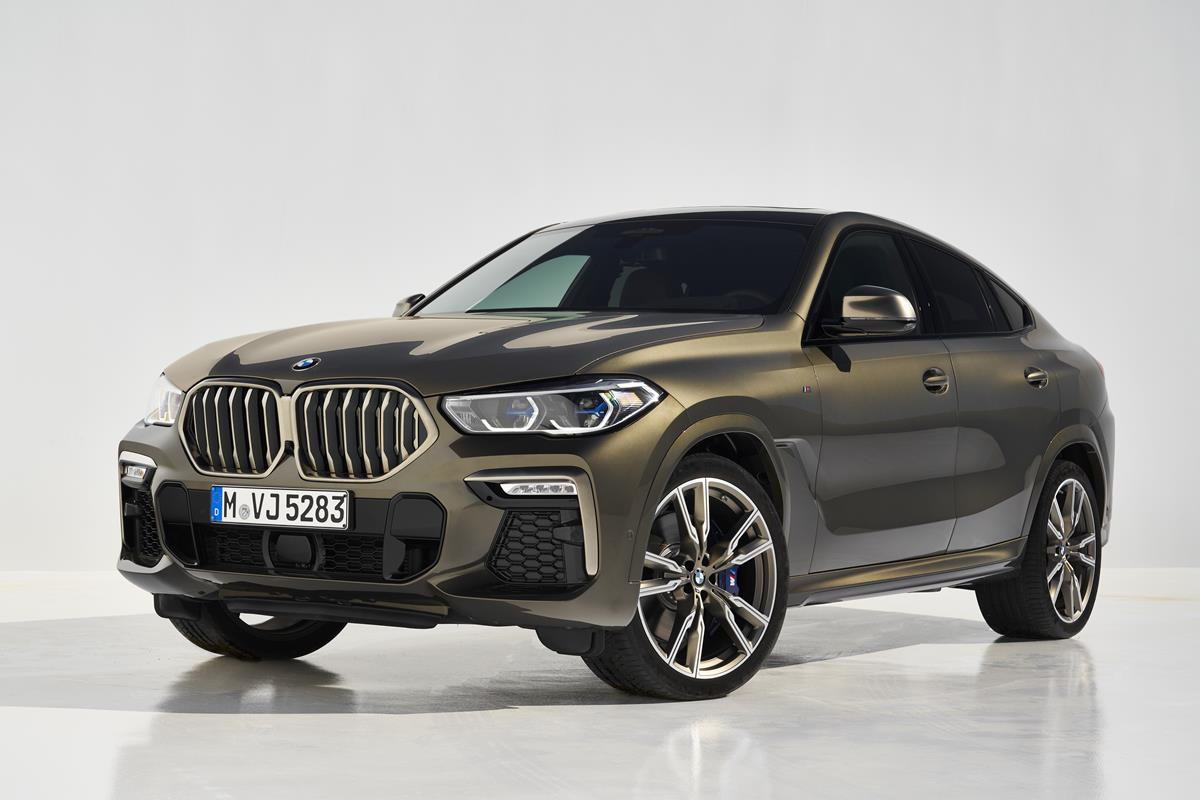 "Le auto più ""verdi"" secondo Green NCAP - image P90356706_highRes_the-new-bmw-x6-still on http://auto.motori.net"