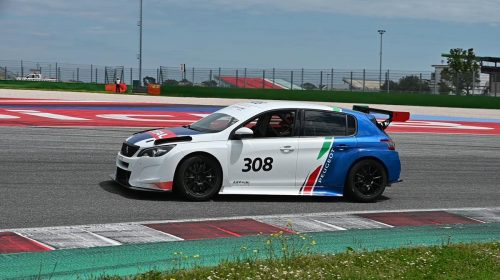 Nuova Peugeot 308 TCR, pronta per le corse - image PEUGEOT-308-TCR-Arduini-1-500x280 on http://auto.motori.net