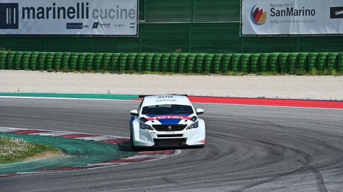 Nuova Peugeot 308 TCR, pronta per le corse - image PEUGEOT-308-TCR-Arduini-2-500x280 on http://auto.motori.net
