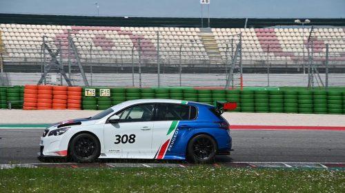 Nuova Peugeot 308 TCR, pronta per le corse - image PEUGEOT-308-TCR-Arduini-3-500x280 on http://auto.motori.net