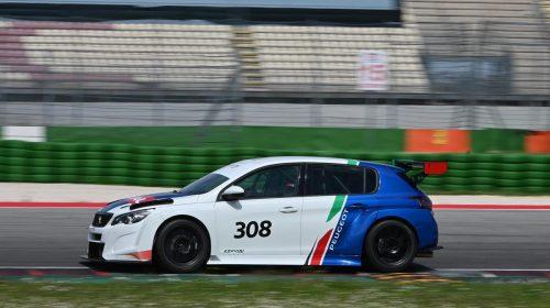 Nuova Peugeot 308 TCR, pronta per le corse - image PEUGEOT-308-TCR-Arduini-4-500x280 on http://auto.motori.net