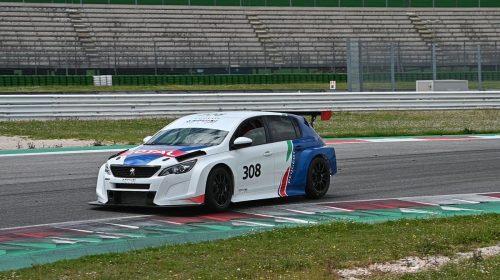 Nuova Peugeot 308 TCR, pronta per le corse - image PEUGEOT-308-TCR-Arduini-5-500x280 on http://auto.motori.net