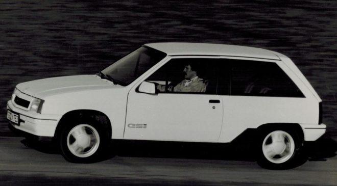 Opel GSi, molto più che un semplice logo