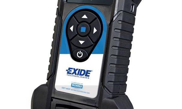Perché le batterie soffrono il caldo - image Exide_EBT965P_Battery_Tester-608x365 on http://auto.motori.net