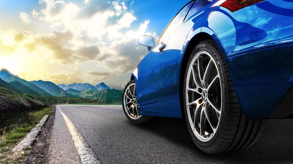 DS Service Valet e il cliente è servito - image Toyo-Proxes-Sport on http://auto.motori.net