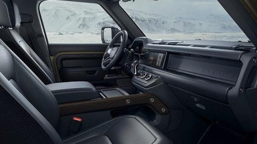 Nuova Land Rover Defender:  un'icona reinventata per il XXI Secolo - image image-4_LR_DEF_20MY_110_Interior-500x280 on http://auto.motori.net