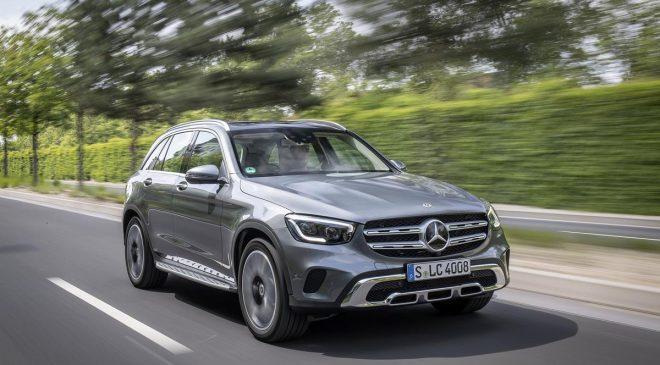 Nuovi motori e estetica rinnovata per Mercedes GLC: SUV e Coupé
