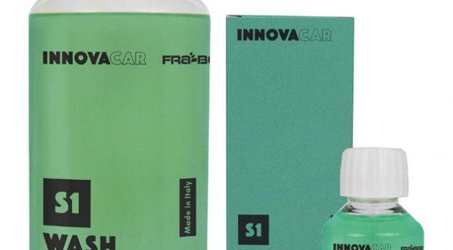 Fra-Ber presenta uno shampoo speciale per il detailing