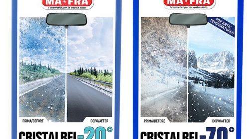 Consigli MAFRA per un inverno senza problemi - image MaFra-CristalBel-CristalBel-Artic-500x280 on http://auto.motori.net