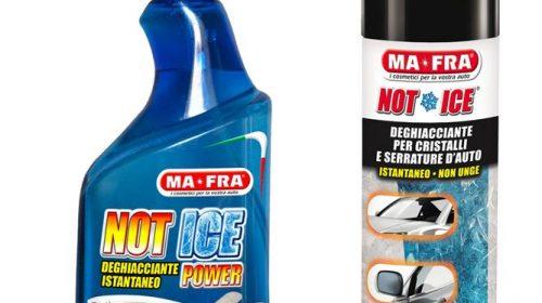 Consigli MAFRA per un inverno senza problemi - image MaFra-Not-Ice-500x280 on http://auto.motori.net