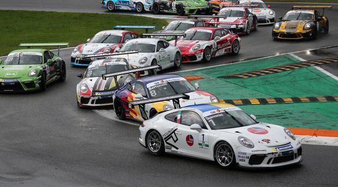 Porsche Carrera Cup Italia 2019: Simone Iaquinta campione