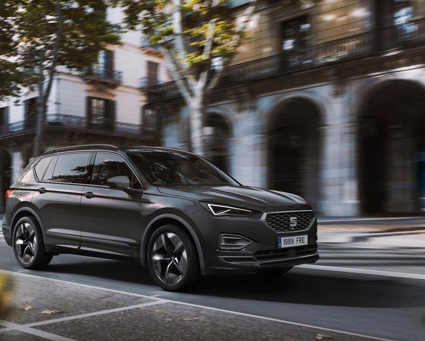 Proxes Sport, la nuova generazione di pneumatici Toyo Tires ad altissime prestazioni - image SEAT-Tarraco-FR-PHEV-Concept-Car-007H-840x674 on http://auto.motori.net