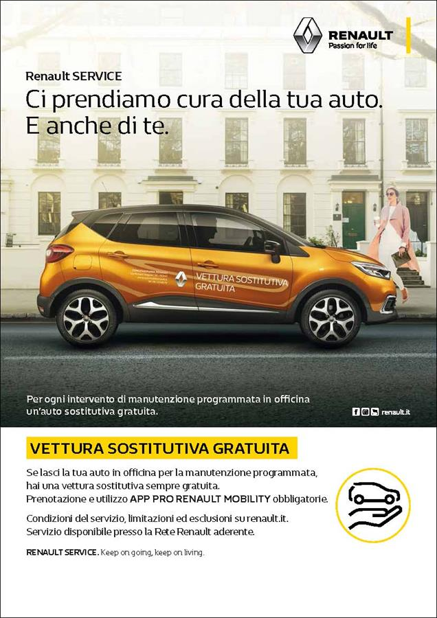 Priorità al cliente - image Vettura-Sostitutiva-Gratuita on http://auto.motori.net