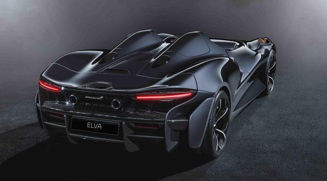 Una nuova roadster estrema celebra lo spirito pionieristico McLaren