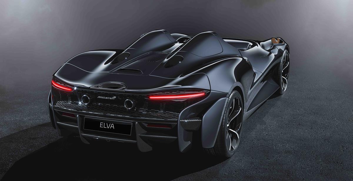 Una nuova roadster estrema celebra lo spirito pionieristico McLaren - image mclaren_elva on http://auto.motori.net