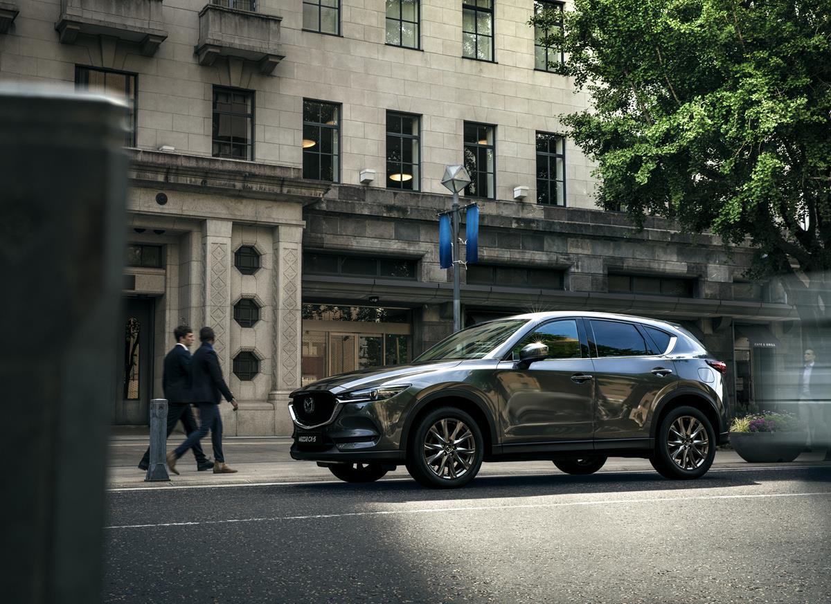 Torna Mini Challenge 2020: l'avventura continua - image Mazda-CX-5-2020 on http://auto.motori.net