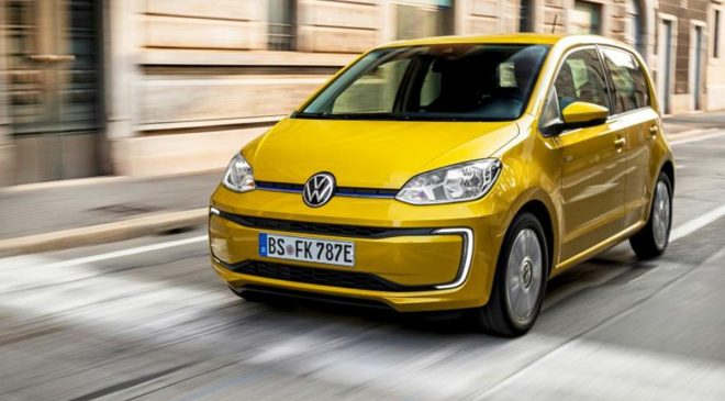 La nuova VW e-up! – l'up-grade