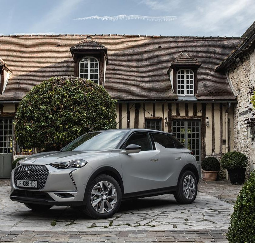 Safety tour BestDrive 2018 - image DS-3-CROSSBACK-E-TENSE_Comfort-e-dinamismo-full-electric_1-840x800 on http://auto.motori.net