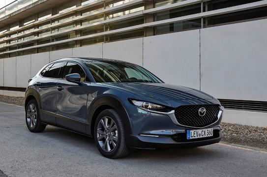 Opel Grandland X Hybrid Plug-in anche con trazione anteriore - image Mazda-cx-30 on http://auto.motori.net