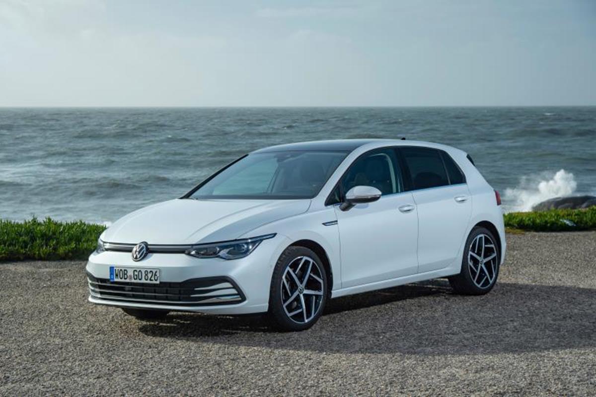 5 stelle per Audi, Ford, MG, Nissan VW - image Nuova-Golf-8_DB2019AU01926 on http://auto.motori.net